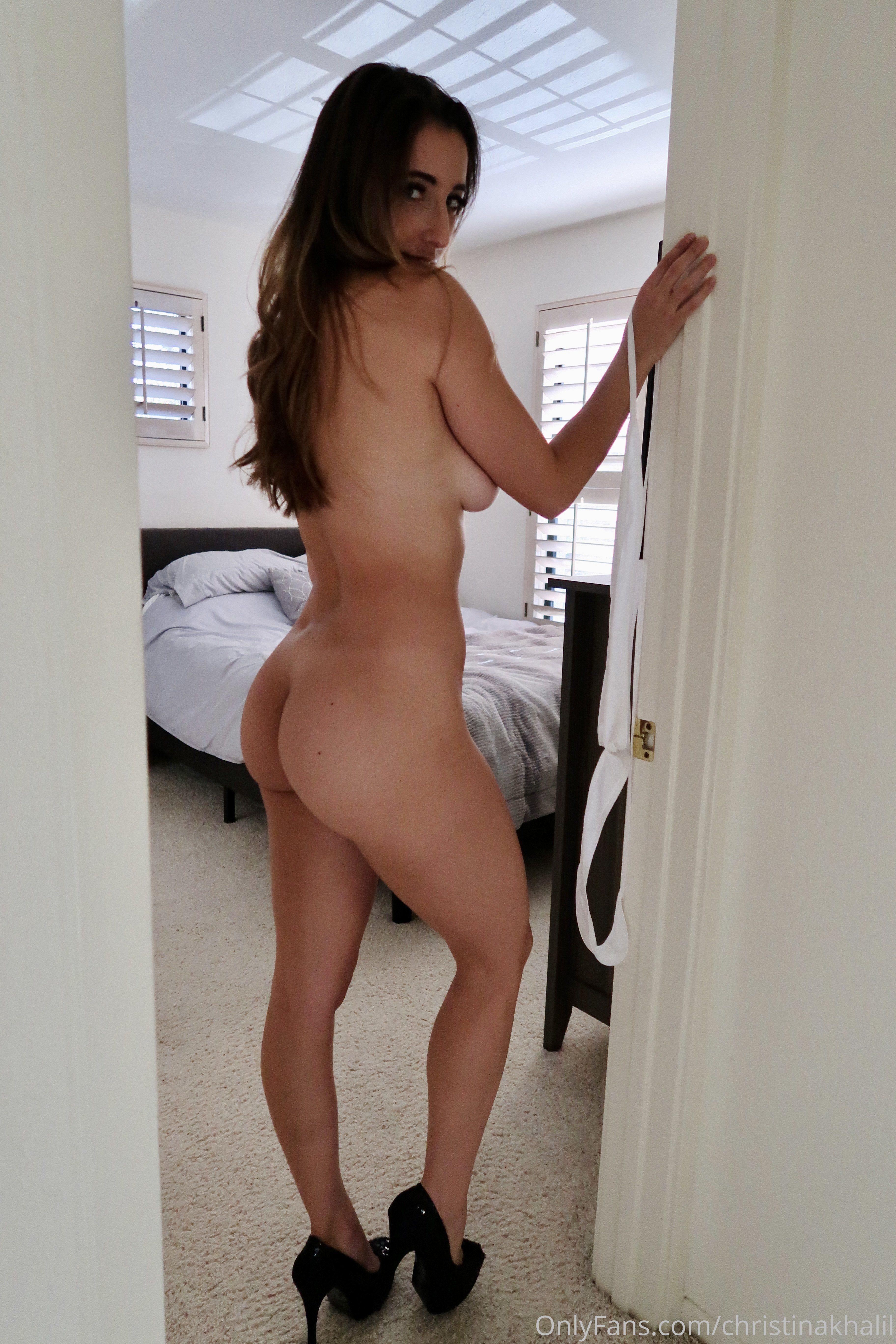Christina Khalil White Hot Ck White Sling Bikini 0011
