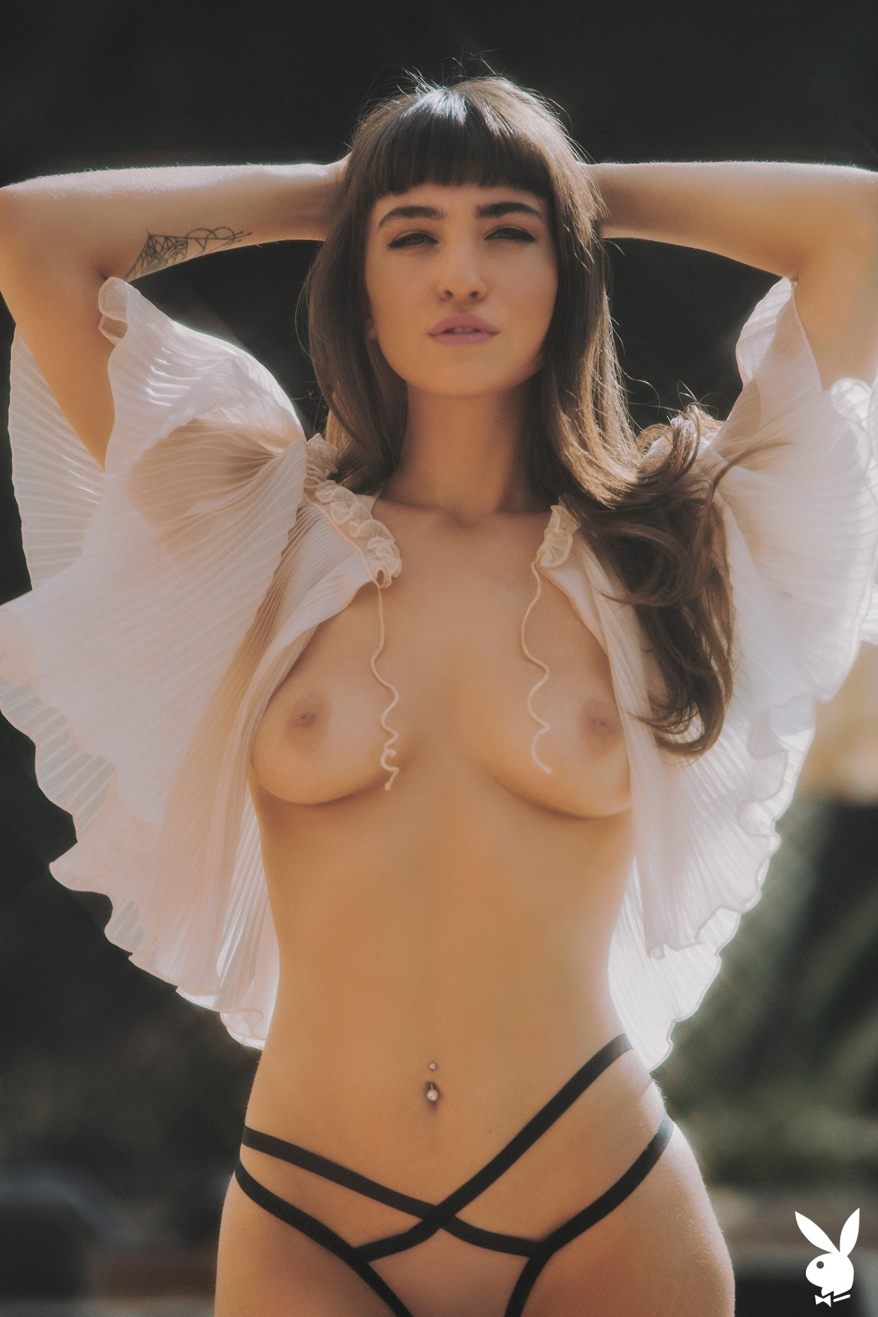 Ivy Rose In Greco Romance Playboy Plus (7)