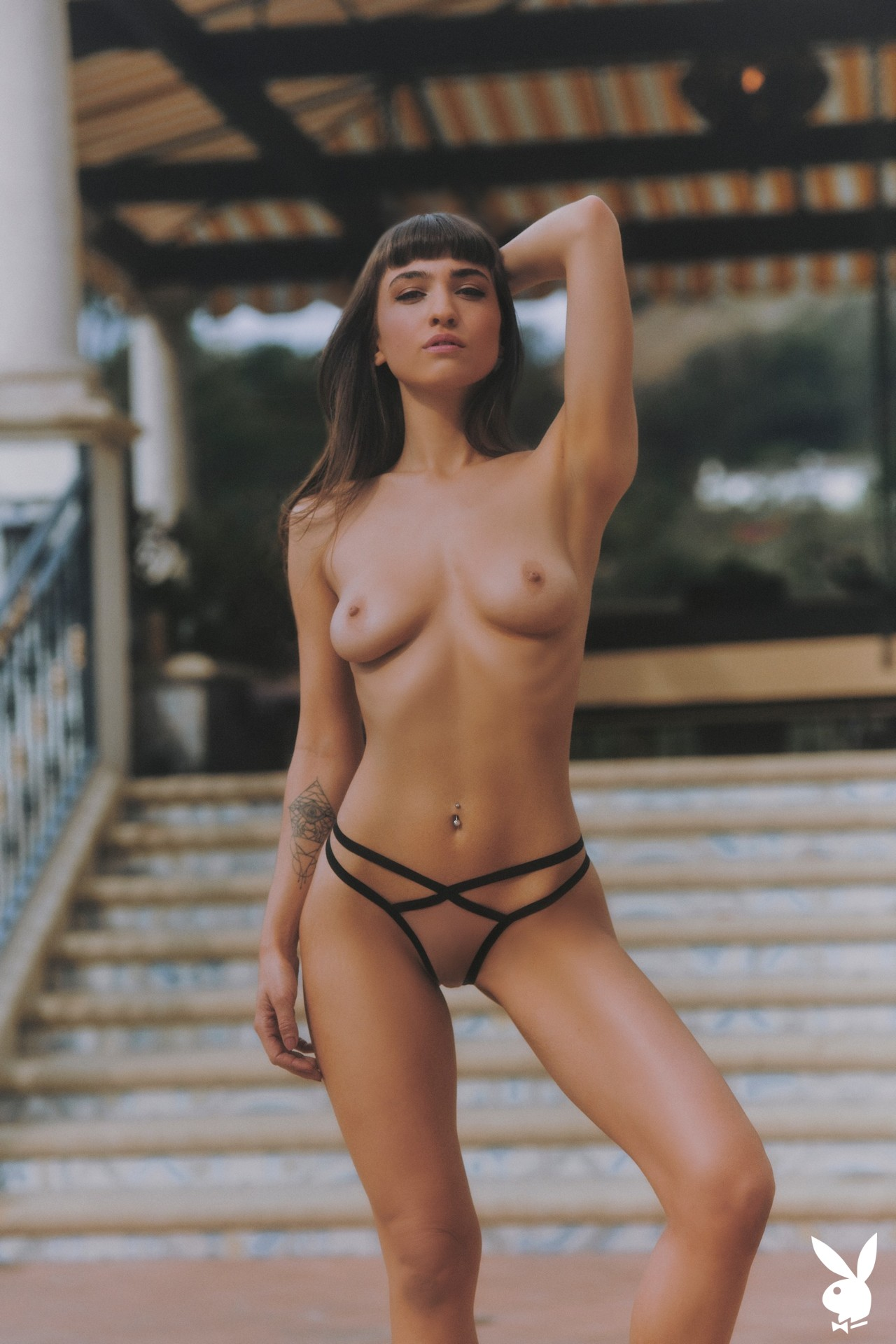Ivy Rose In Greco Romance Playboy Plus (8)