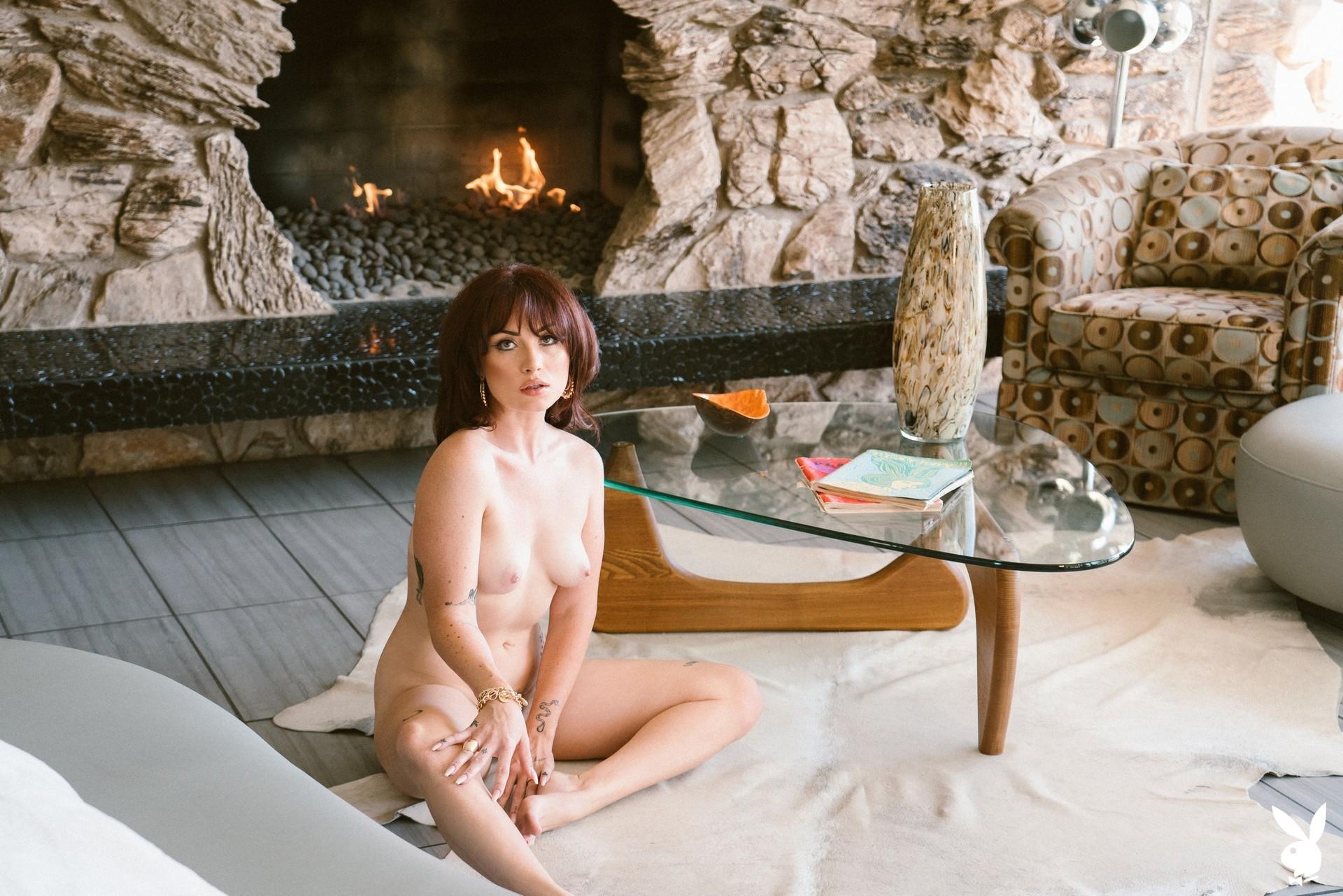 Kenna In Warm Invitation Playboy Plus (18)