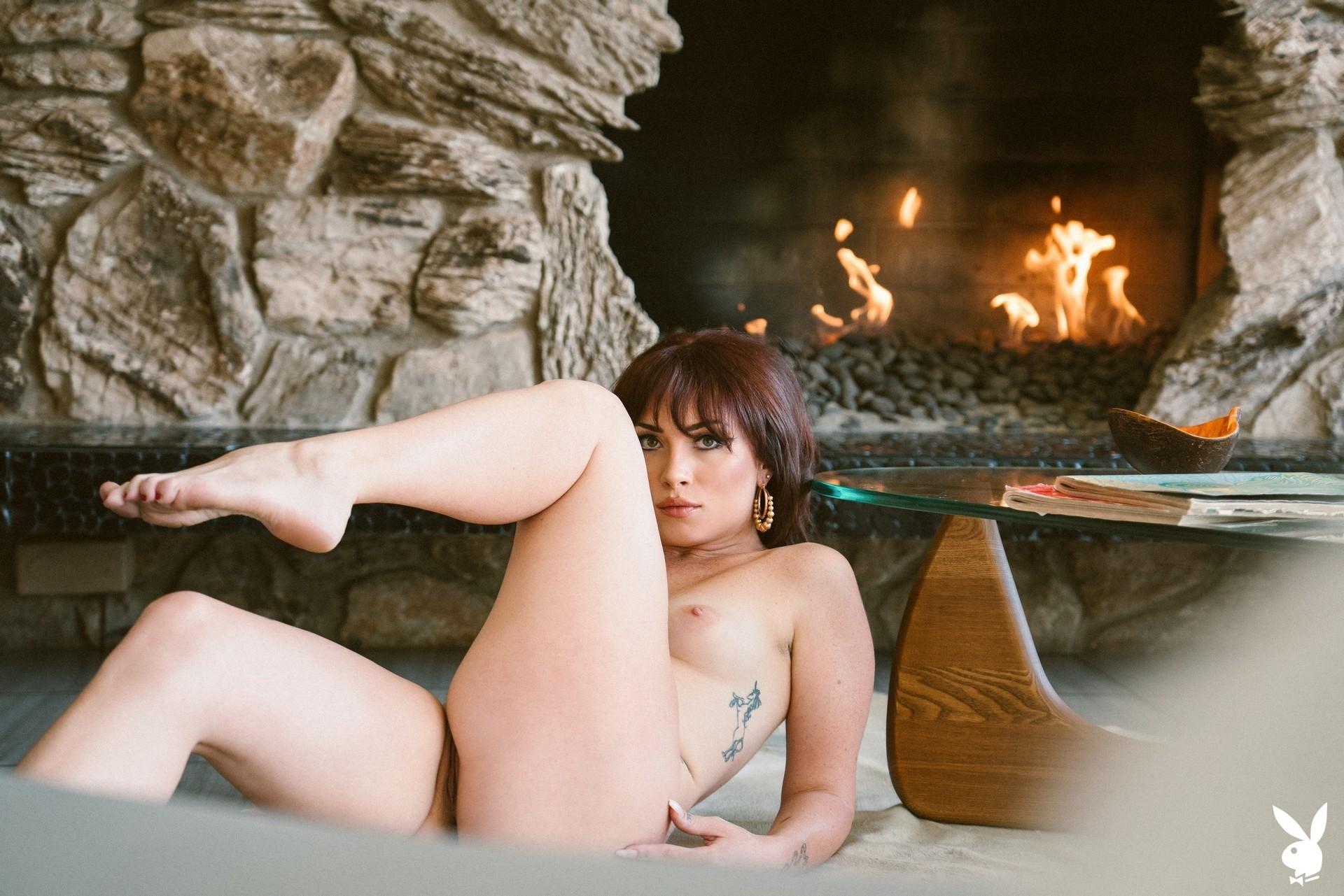 Kenna In Warm Invitation Playboy Plus (24)