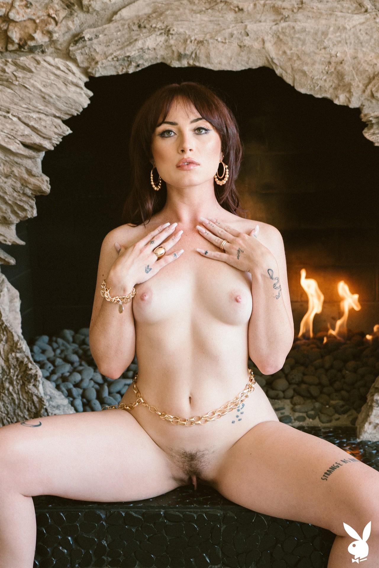 Kenna In Warm Invitation Playboy Plus (26)