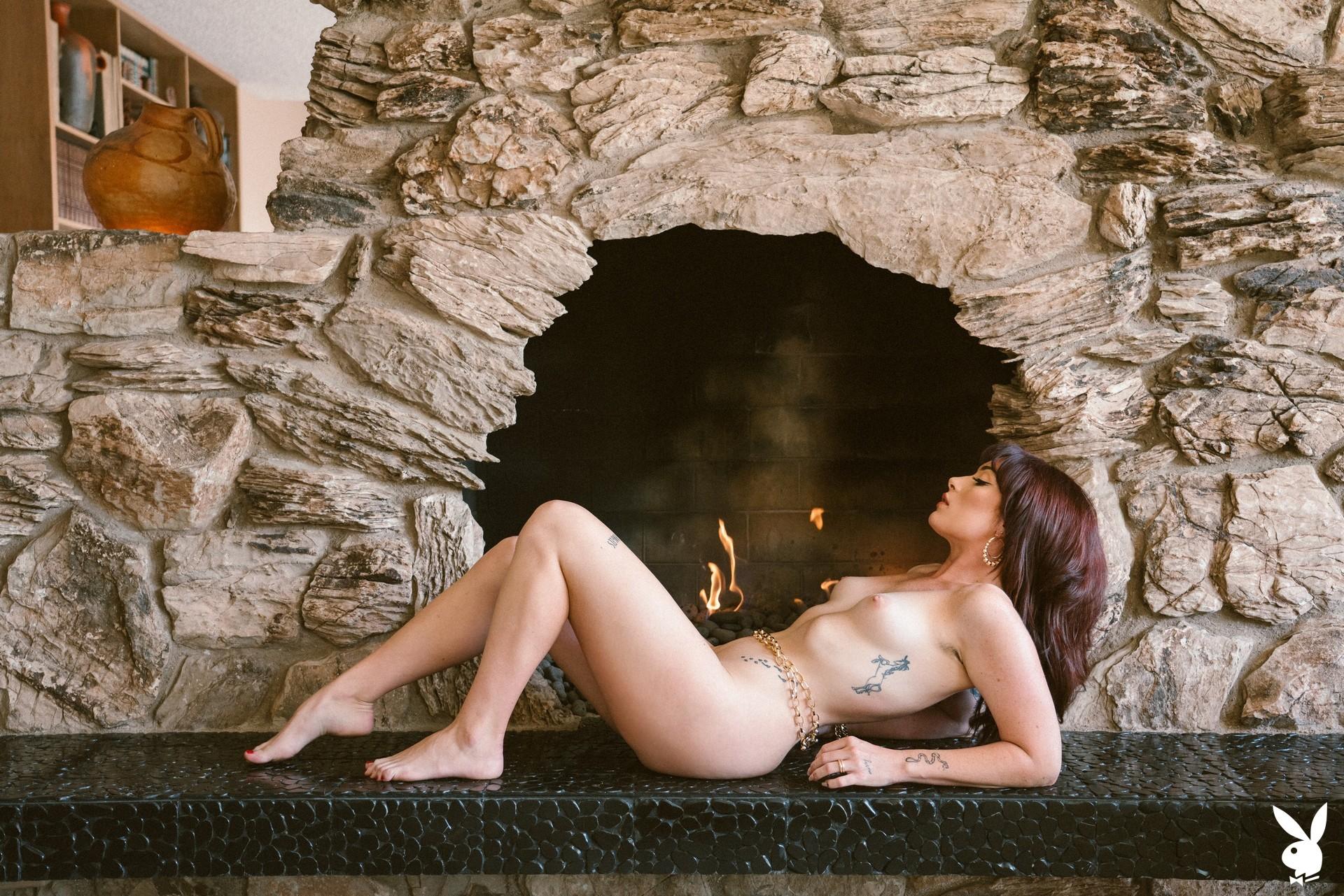 Kenna In Warm Invitation Playboy Plus (28)