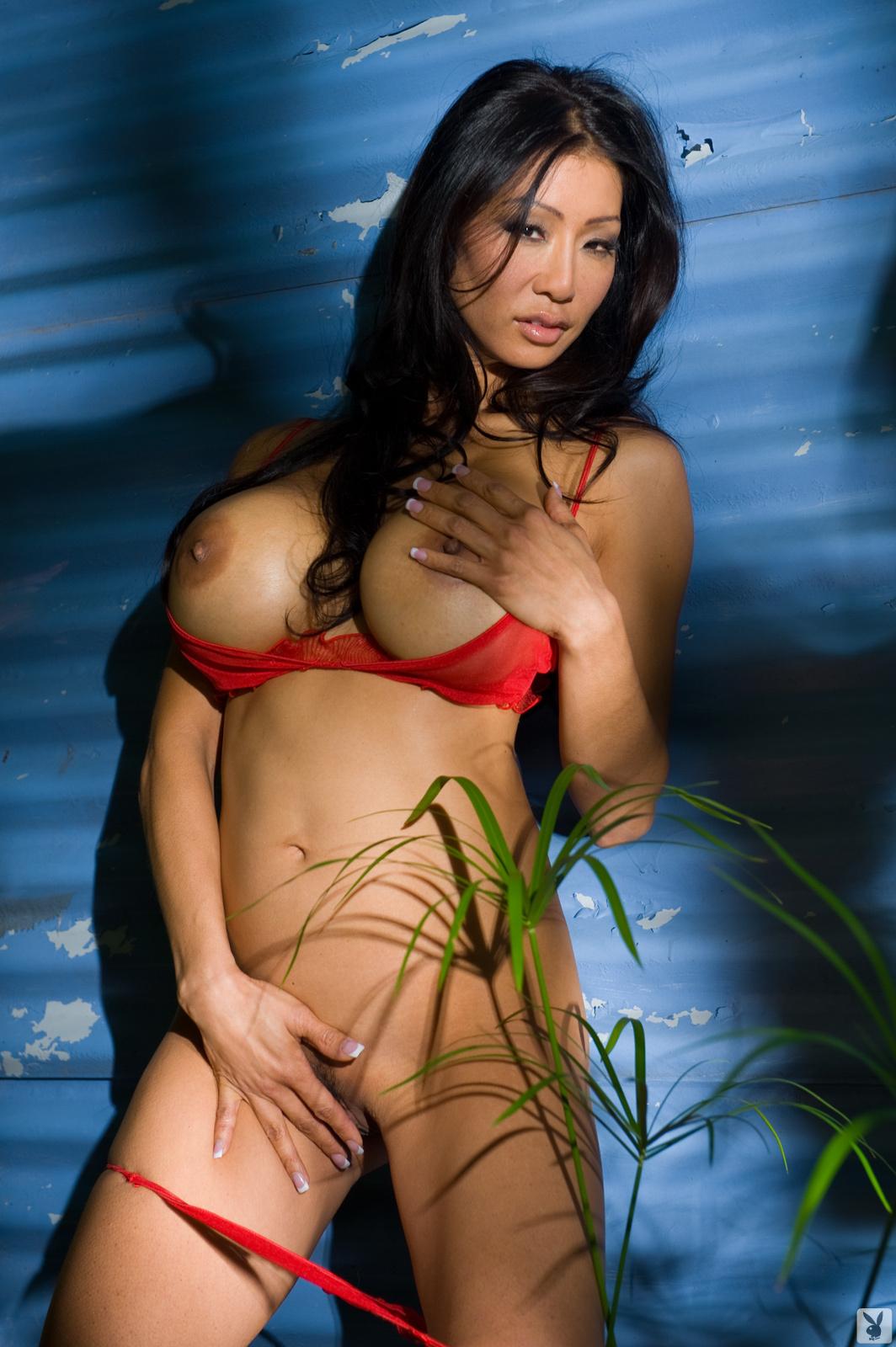 Kiana Kim Nude On Playboy Plus (10)
