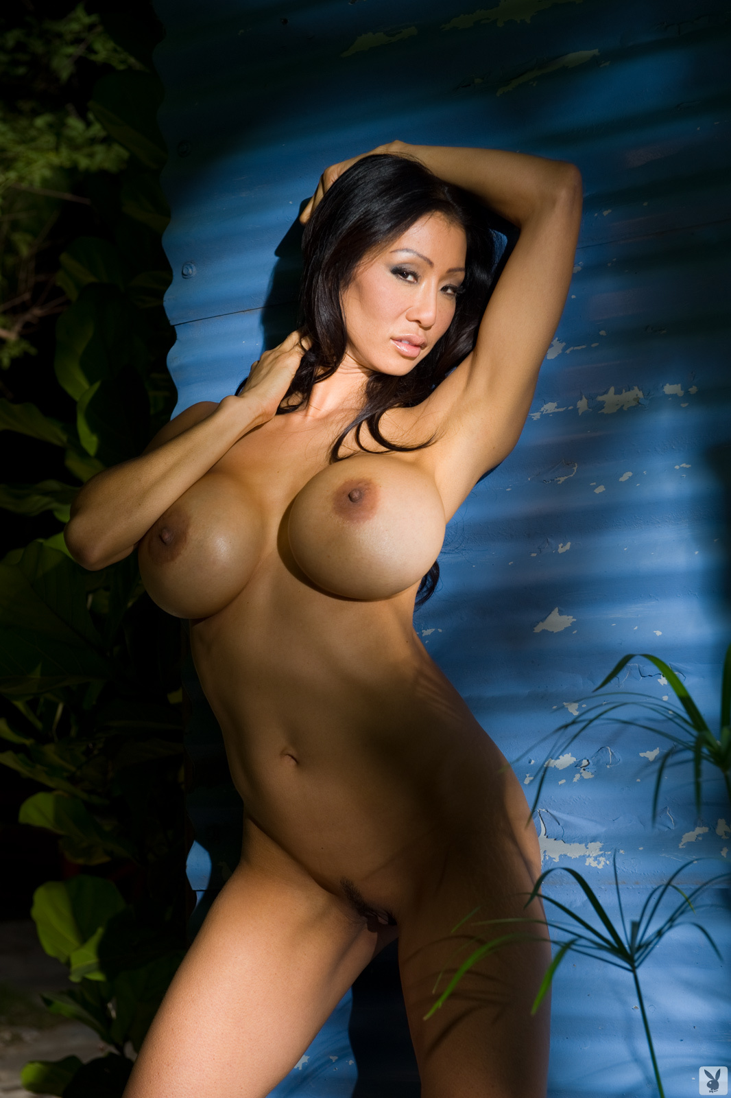 Kiana Kim Nude On Playboy Plus (22)