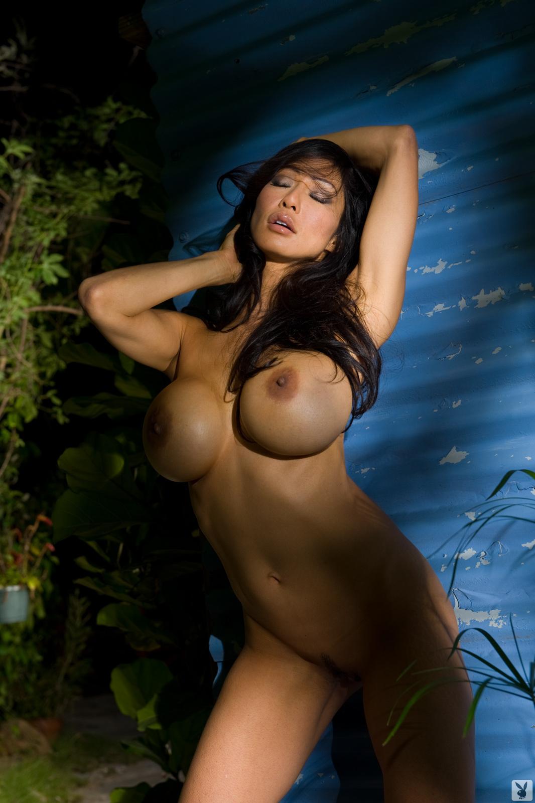 Kiana Kim Nude On Playboy Plus (24)