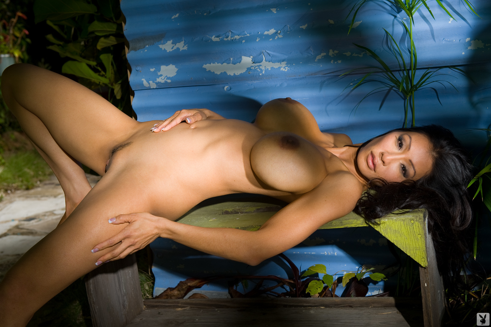Kiana Kim Nude On Playboy Plus (28)