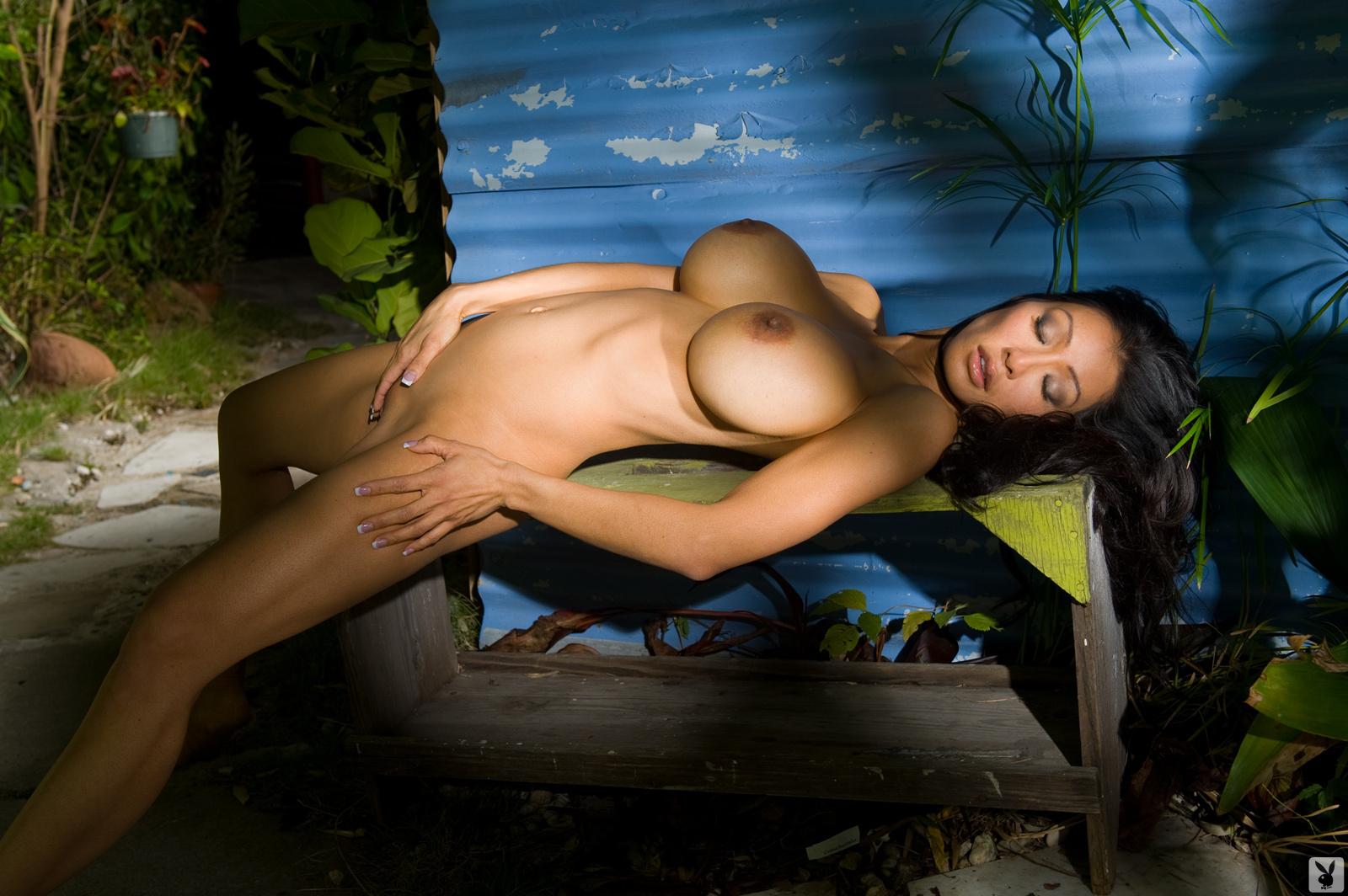 Kiana Kim Nude On Playboy Plus (29)