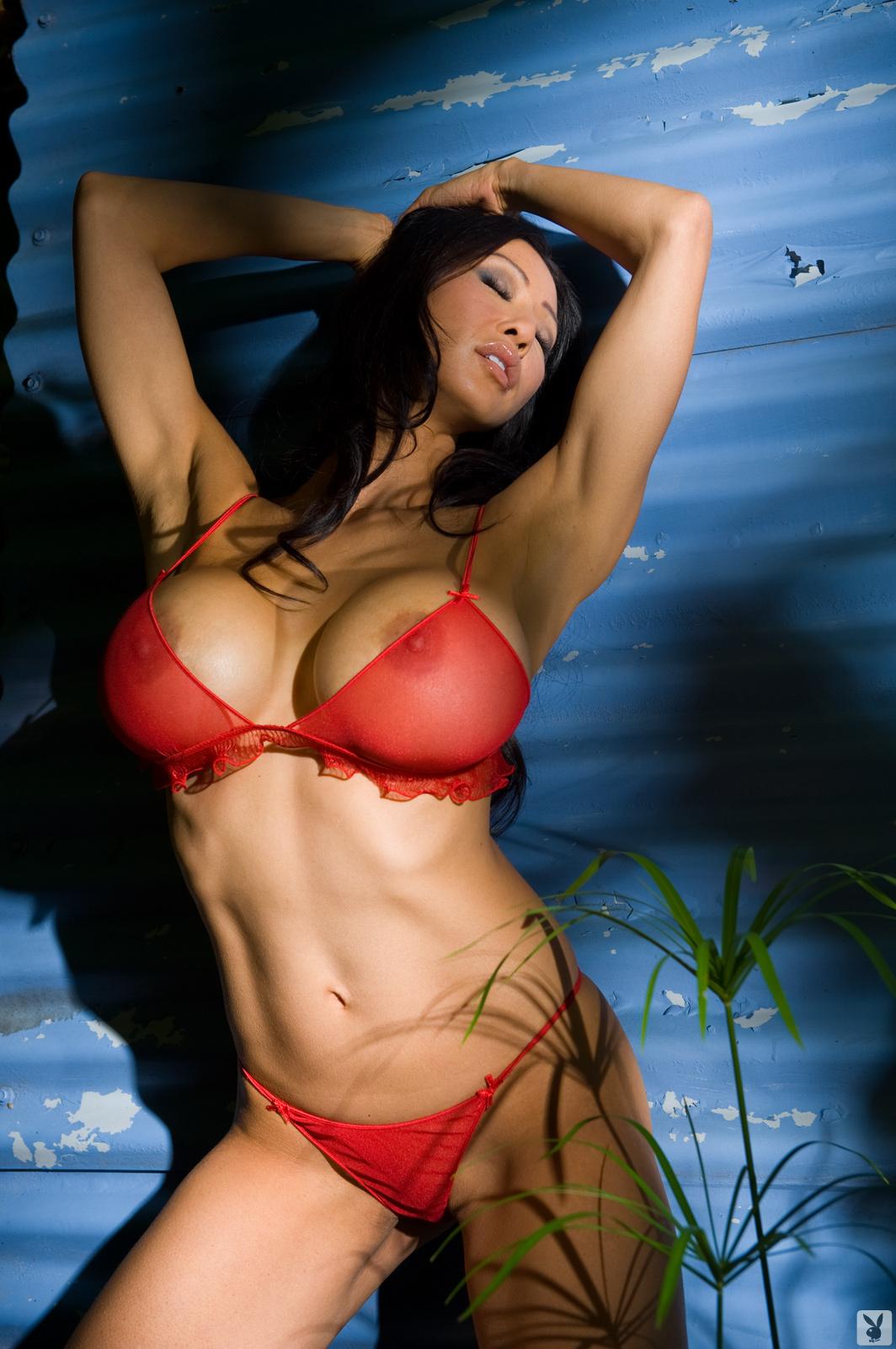Kiana Kim Nude On Playboy Plus (3)
