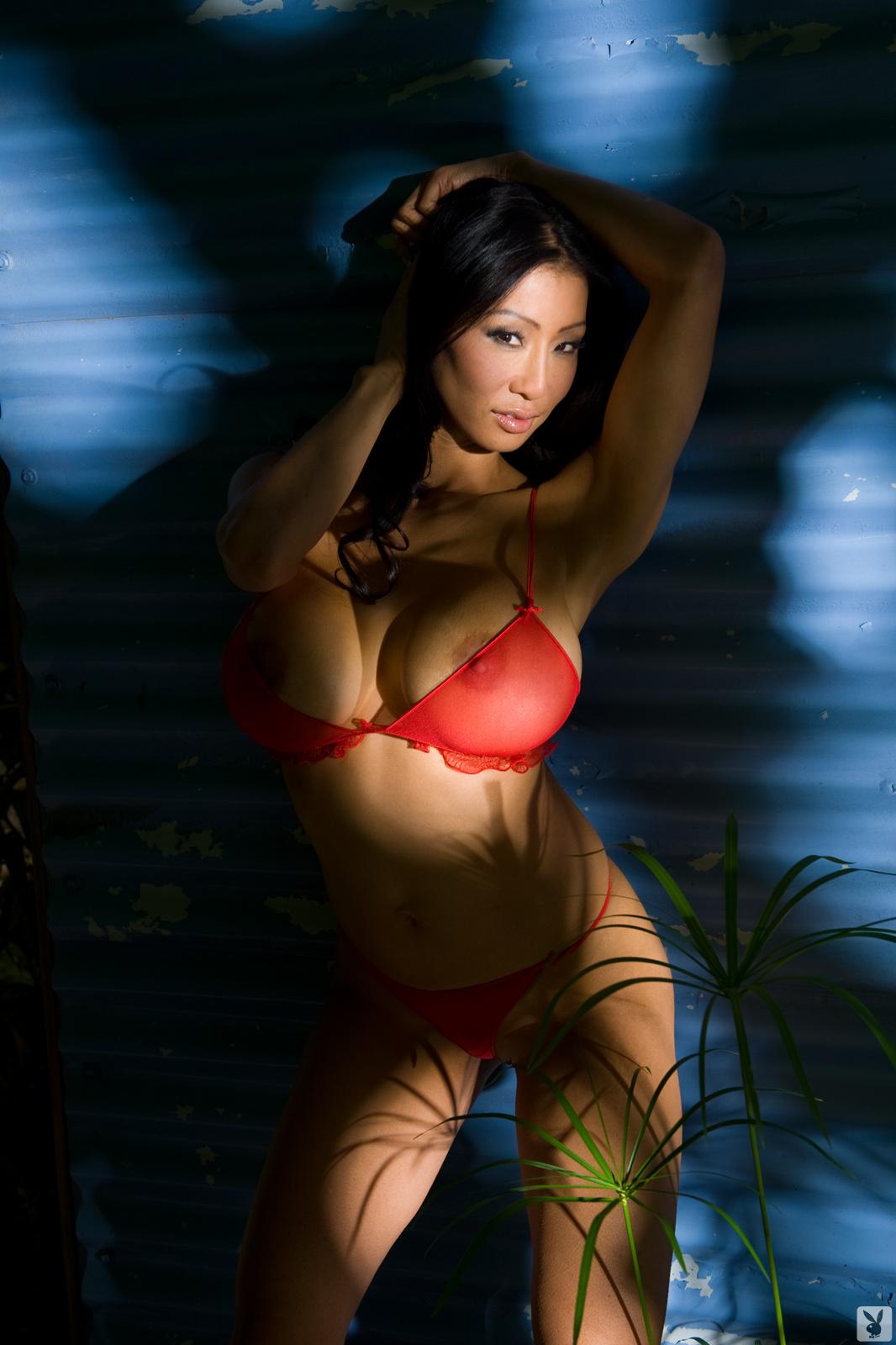 Kiana Kim Nude On Playboy Plus (5)