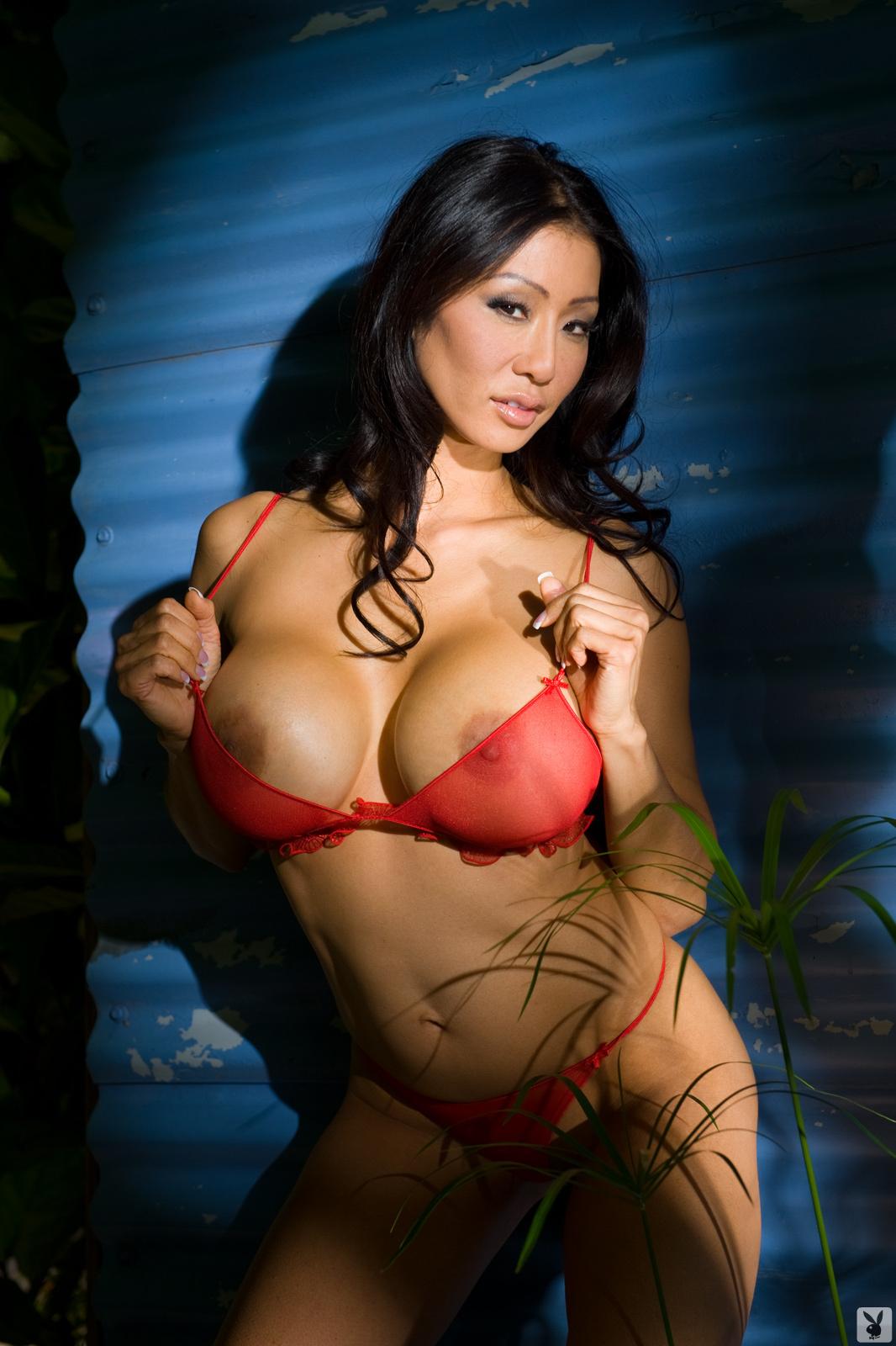 Kiana Kim Nude On Playboy Plus (7)