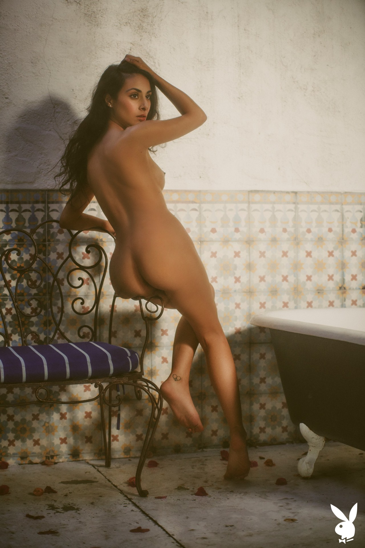 Leighla Habib In Hidden Location Playboy Plus (16)