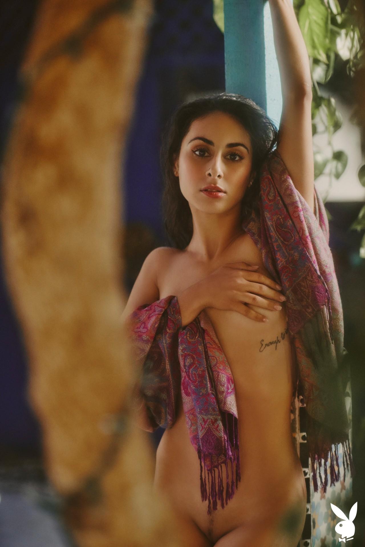 Leighla Habib In Hidden Location Playboy Plus (21)