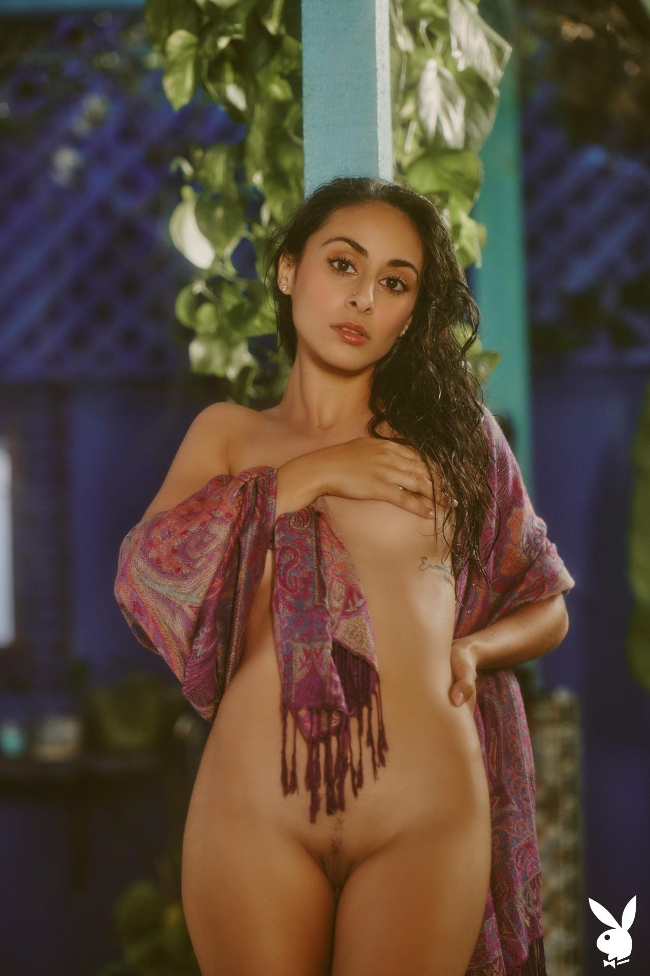 Leighla Habib In Hidden Location Playboy Plus (22)