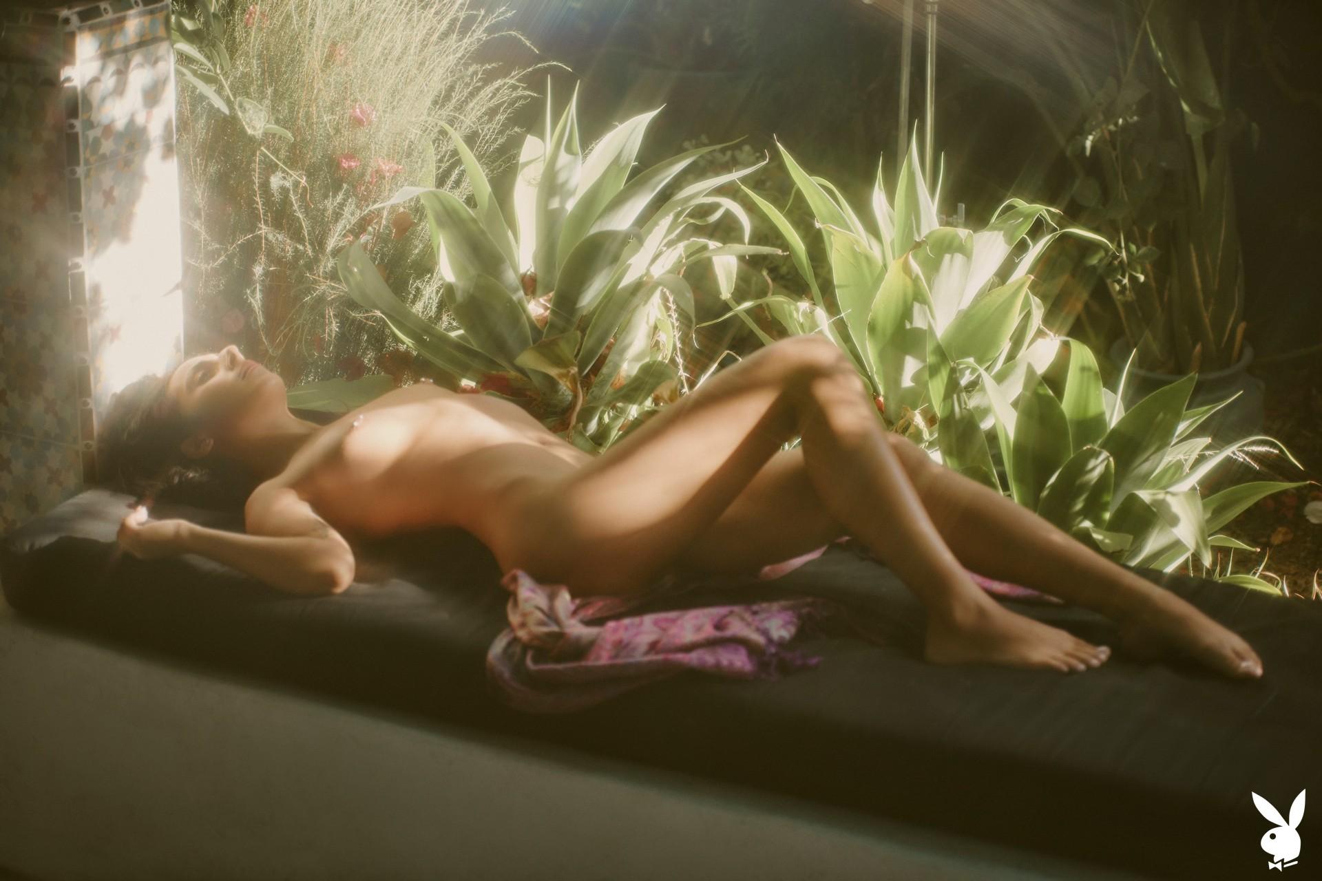 Leighla Habib In Hidden Location Playboy Plus (25)
