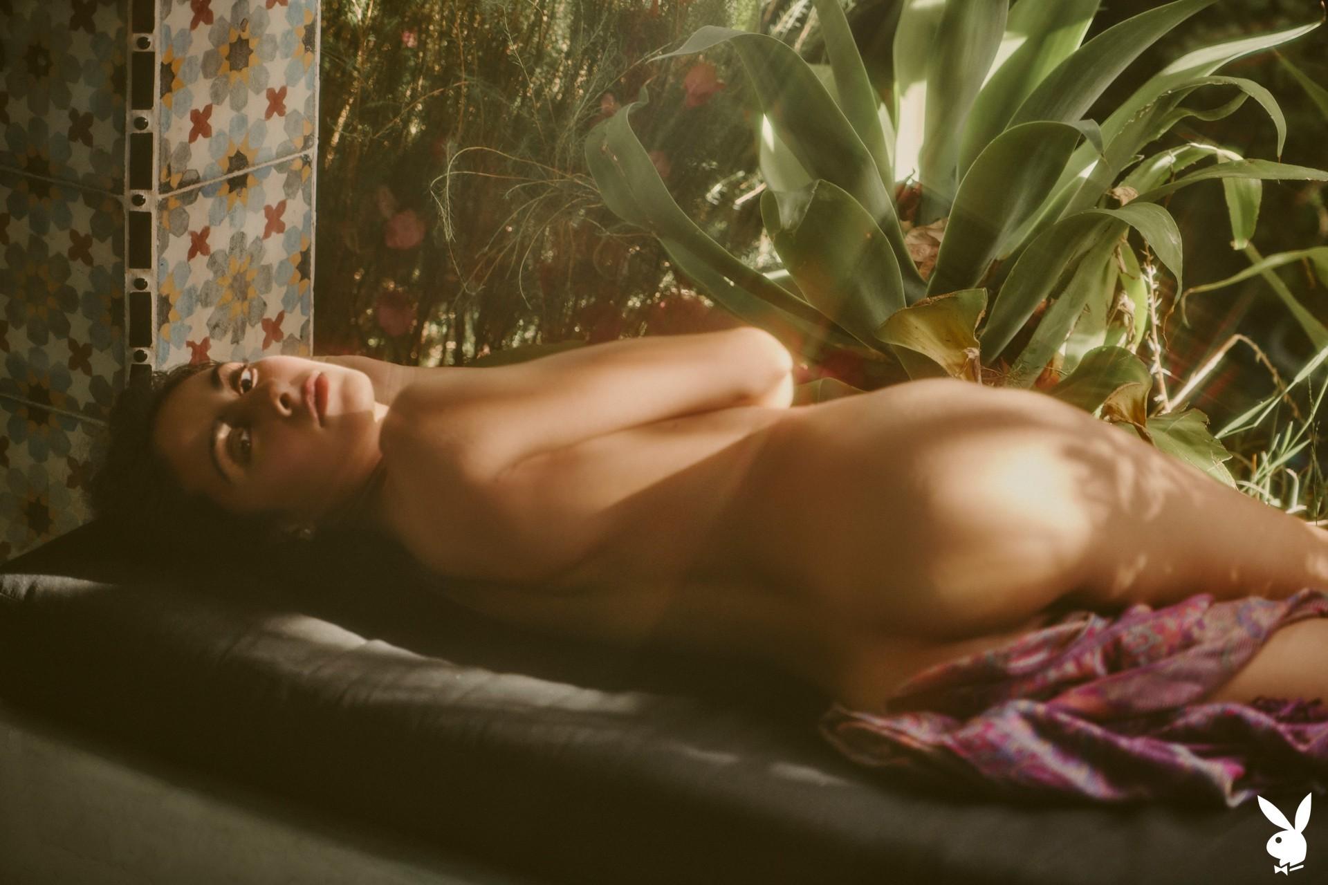 Leighla Habib In Hidden Location Playboy Plus (26)