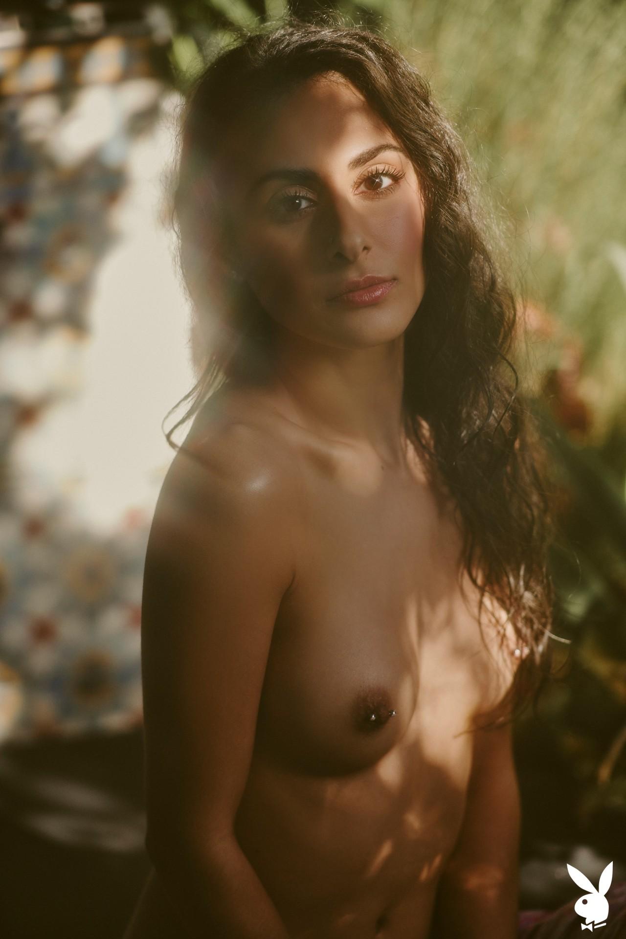 Leighla Habib In Hidden Location Playboy Plus (28)
