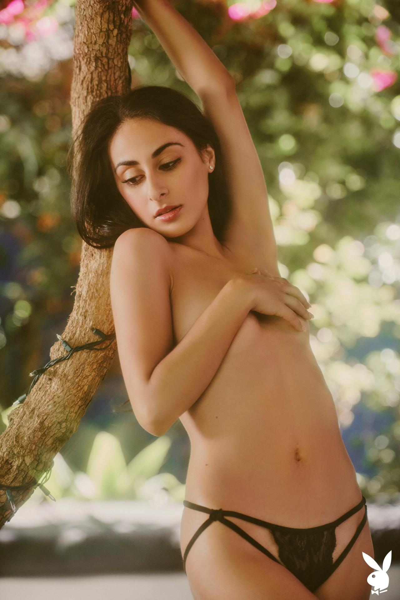 Leighla Habib In Hidden Location Playboy Plus (6)