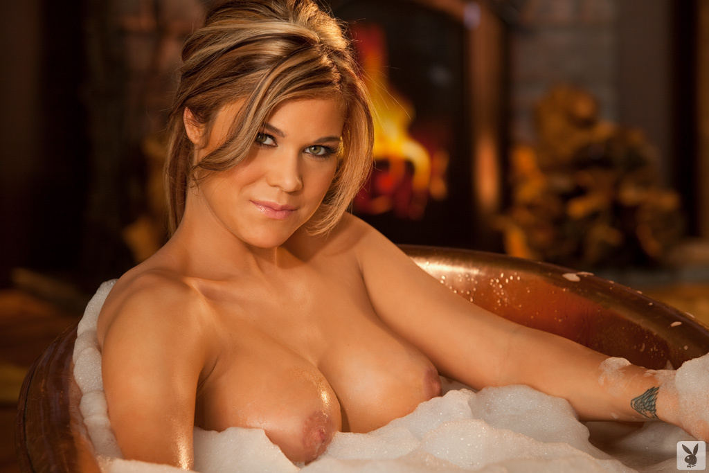 Mercede Johnston, Nude On Playboy Plus (19)