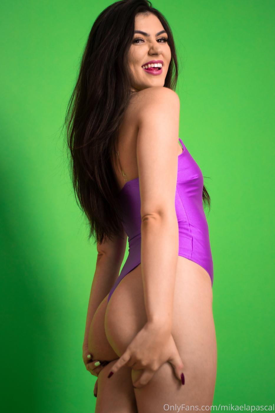 Mikaela Pascal Purple Lingerie Onlyfans Set Leaked 0005