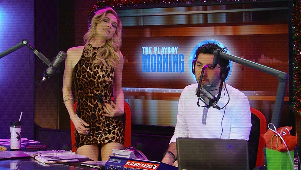 Playboy Morning Show, Season 9, Ep. 419