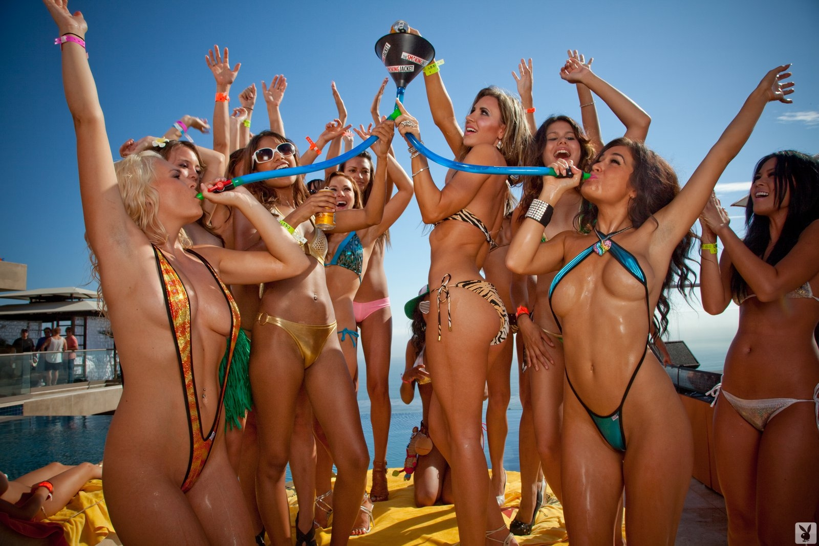Playboy's Beach House Episode 02 Playboy Plus (36)