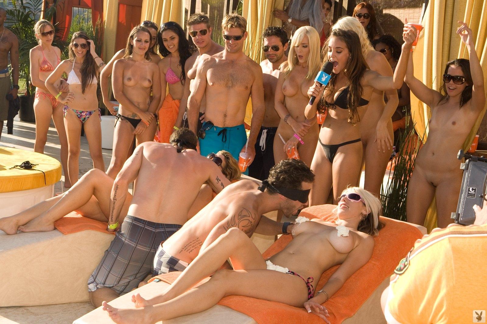 Playboy's Beach House Episode 02 Playboy Plus (8)