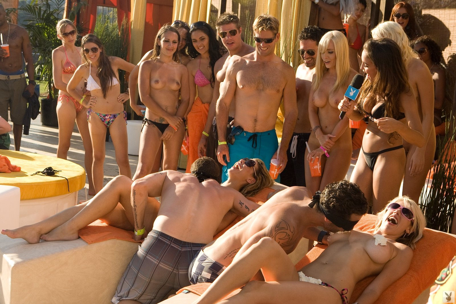 Playboy's Beach House Episode 02 Playboy Plus (9)