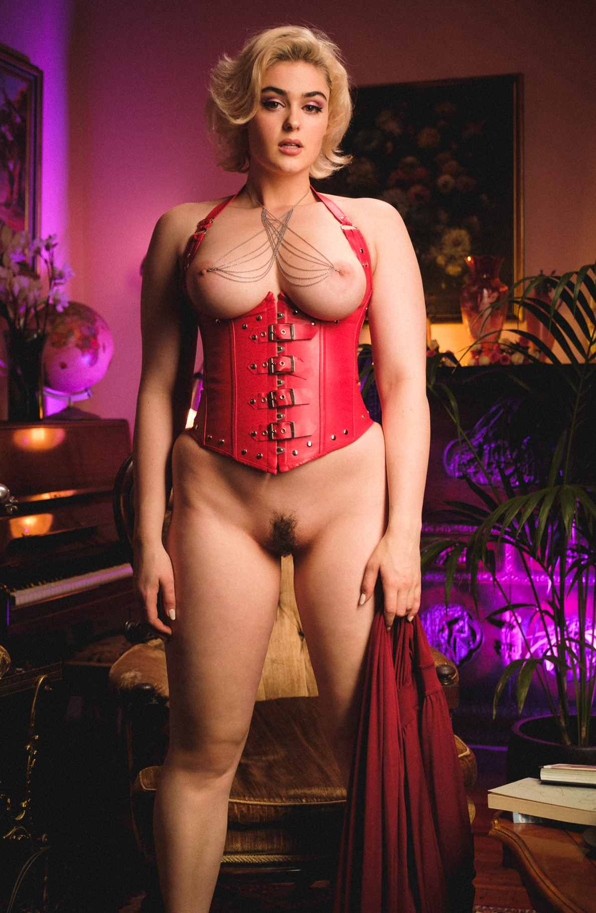 Stefania Ferrario Leaked Nude Photos 0006