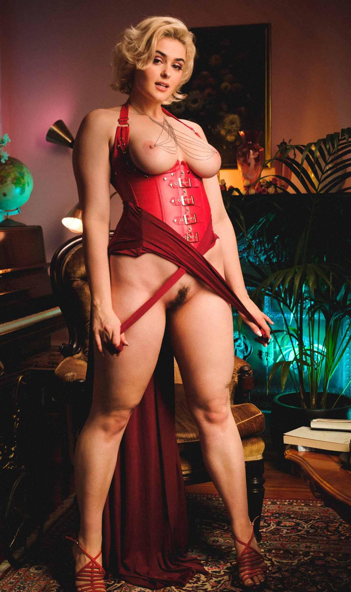 Stefania Ferrario Leaked Nude Photos 0007