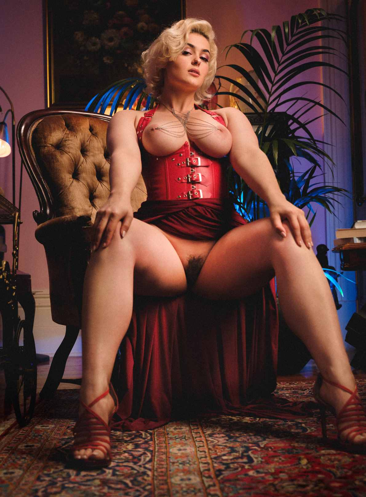 Stefania Ferrario Leaked Nude Photos 0008