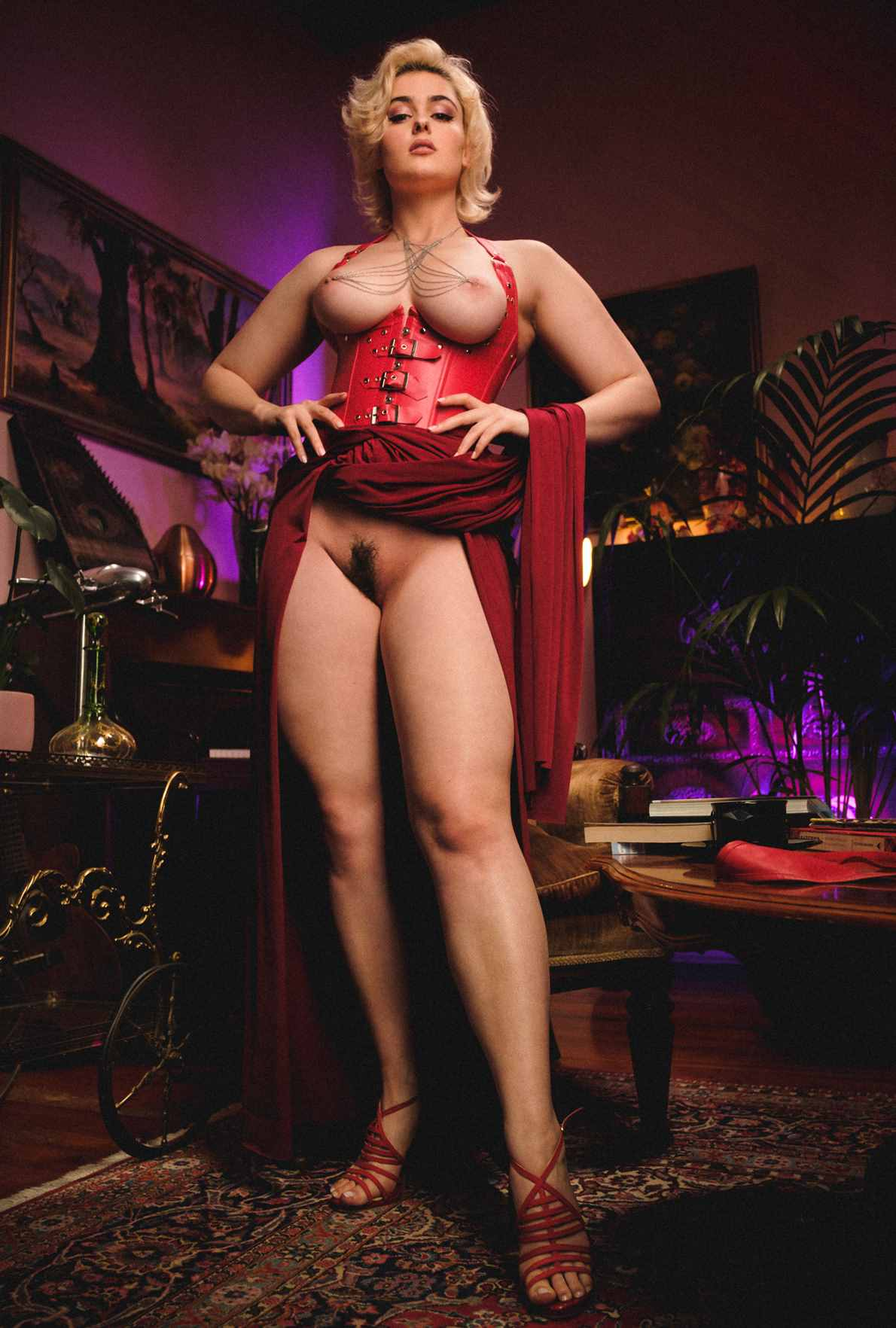 Stefania Ferrario Leaked Nude Photos 0009