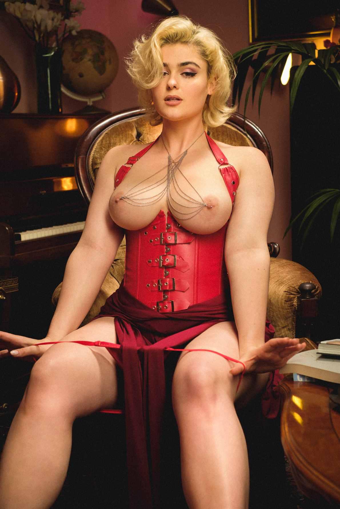 Stefania Ferrario Leaked Nude Photos 0012