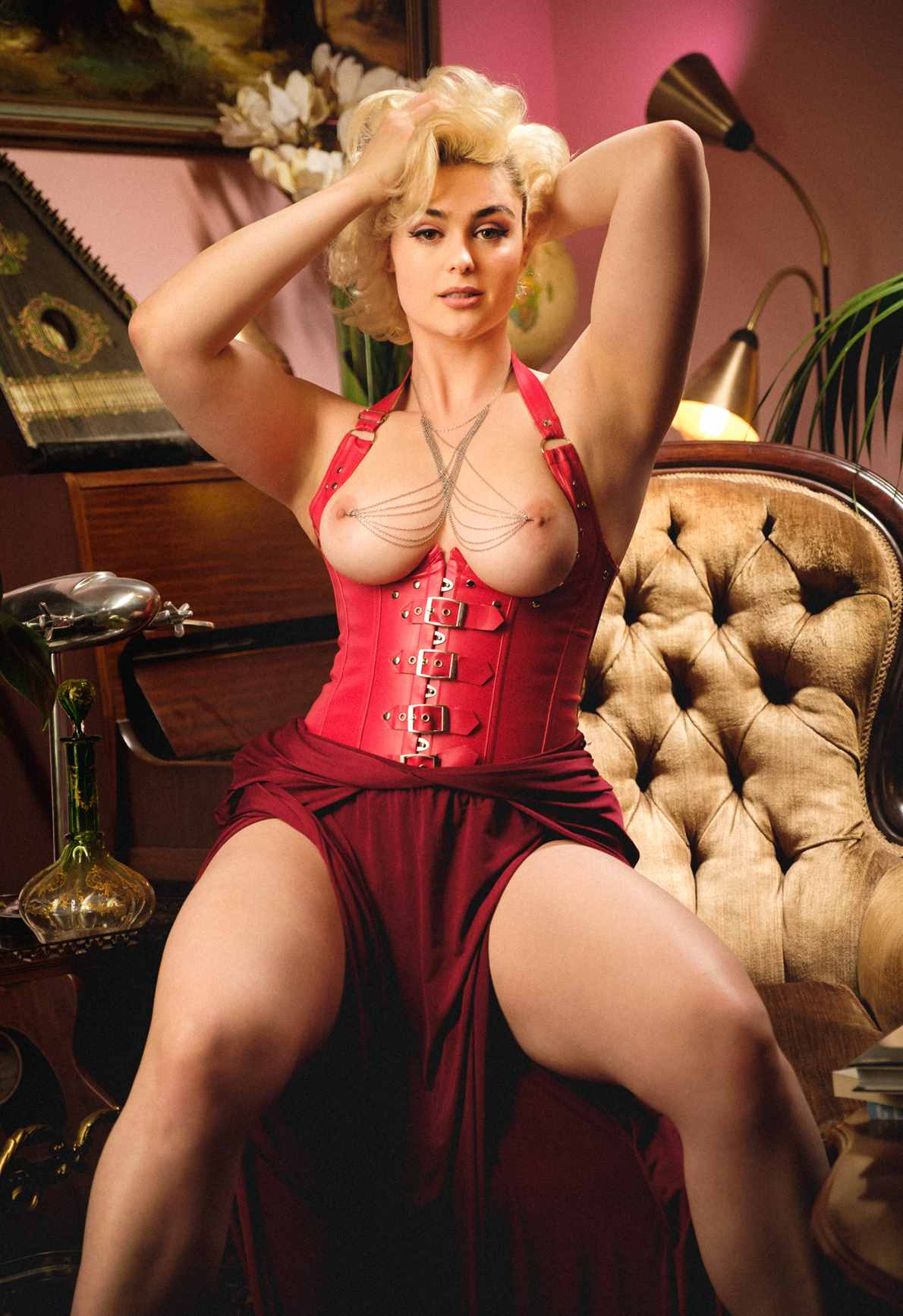 Stefania Ferrario Leaked Nude Photos 0021