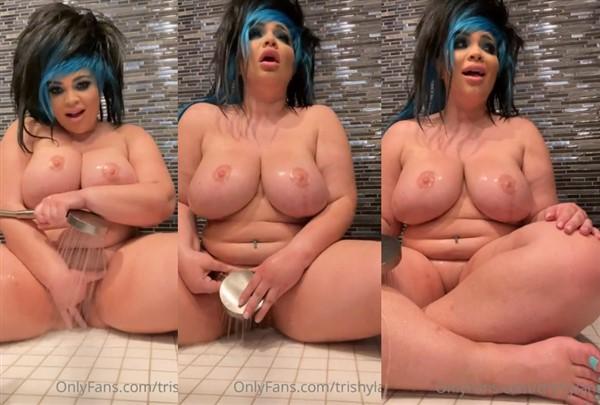 Trisha Paytas Nude Cumming In The Shower Porn Video