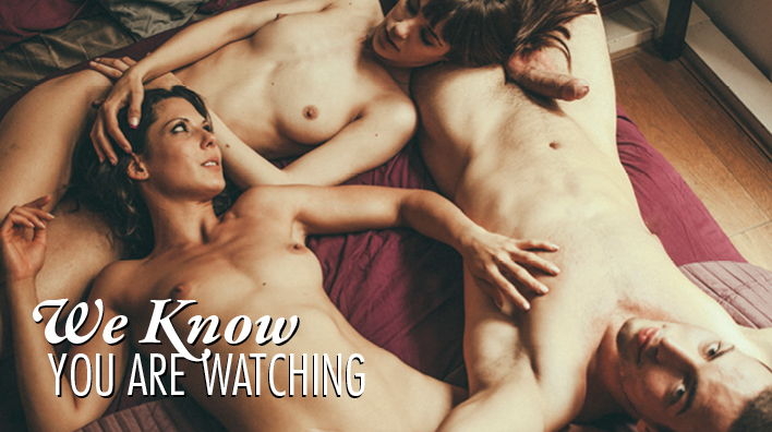Xconfessions By Erika Lust, We Know You're Watching