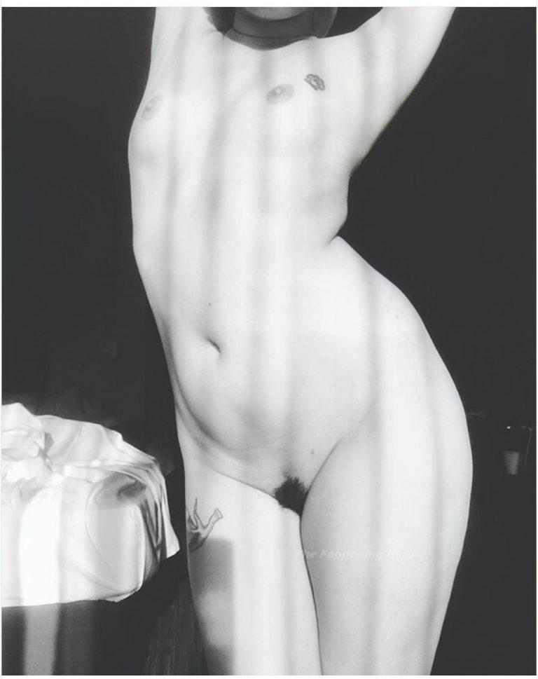 Becca Brown Nude 7