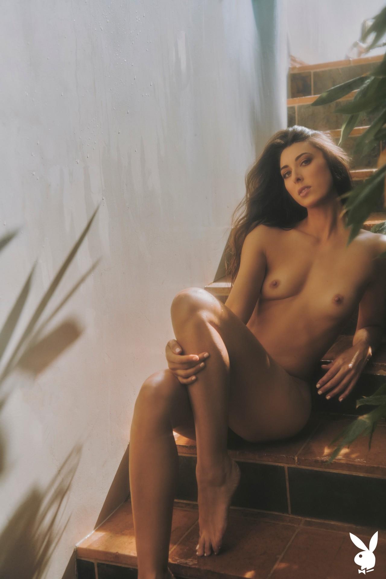 Brett Barletta In Garden Secrets Playboy Plus (11)