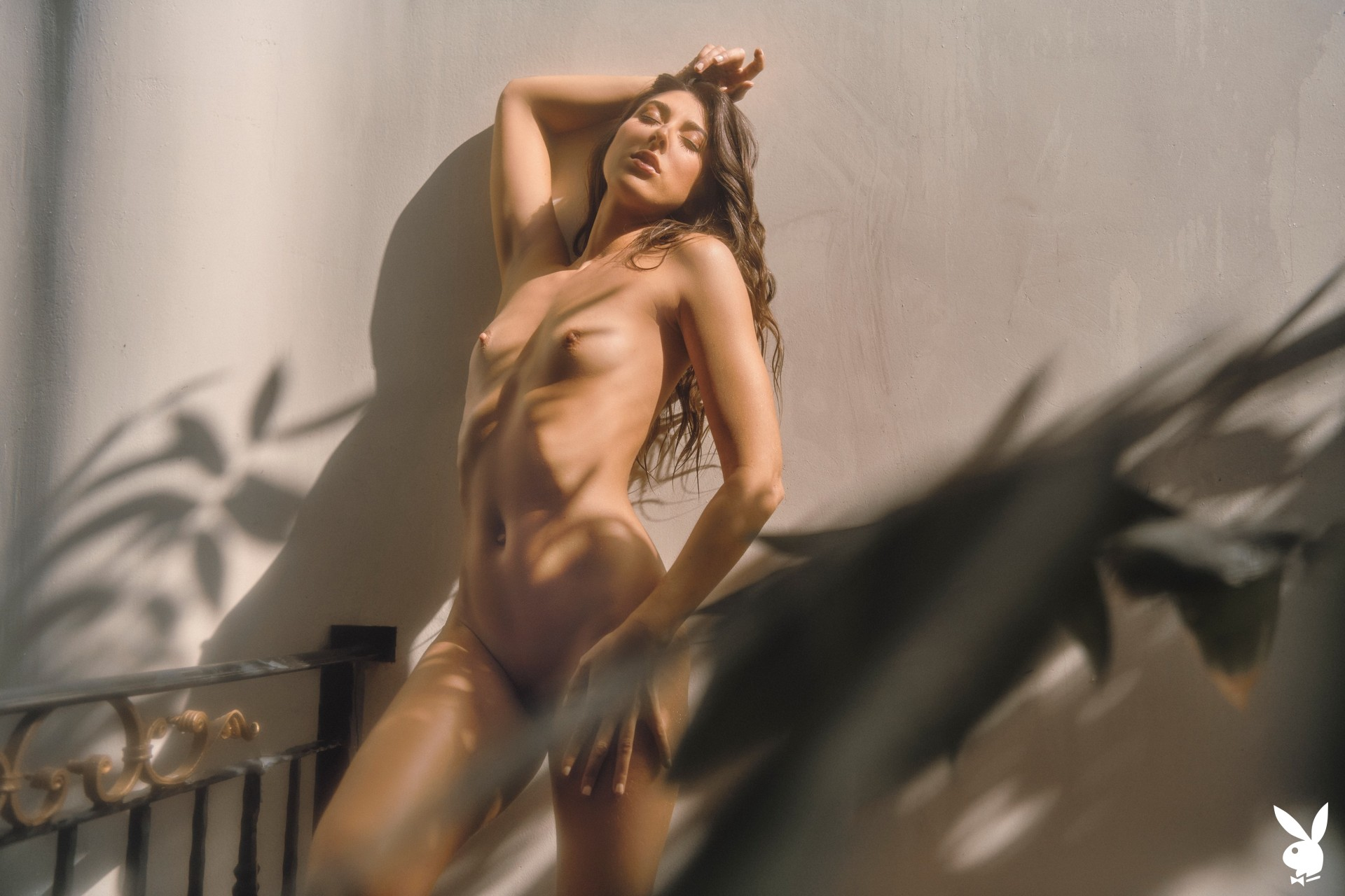 Brett Barletta In Garden Secrets Playboy Plus (17)