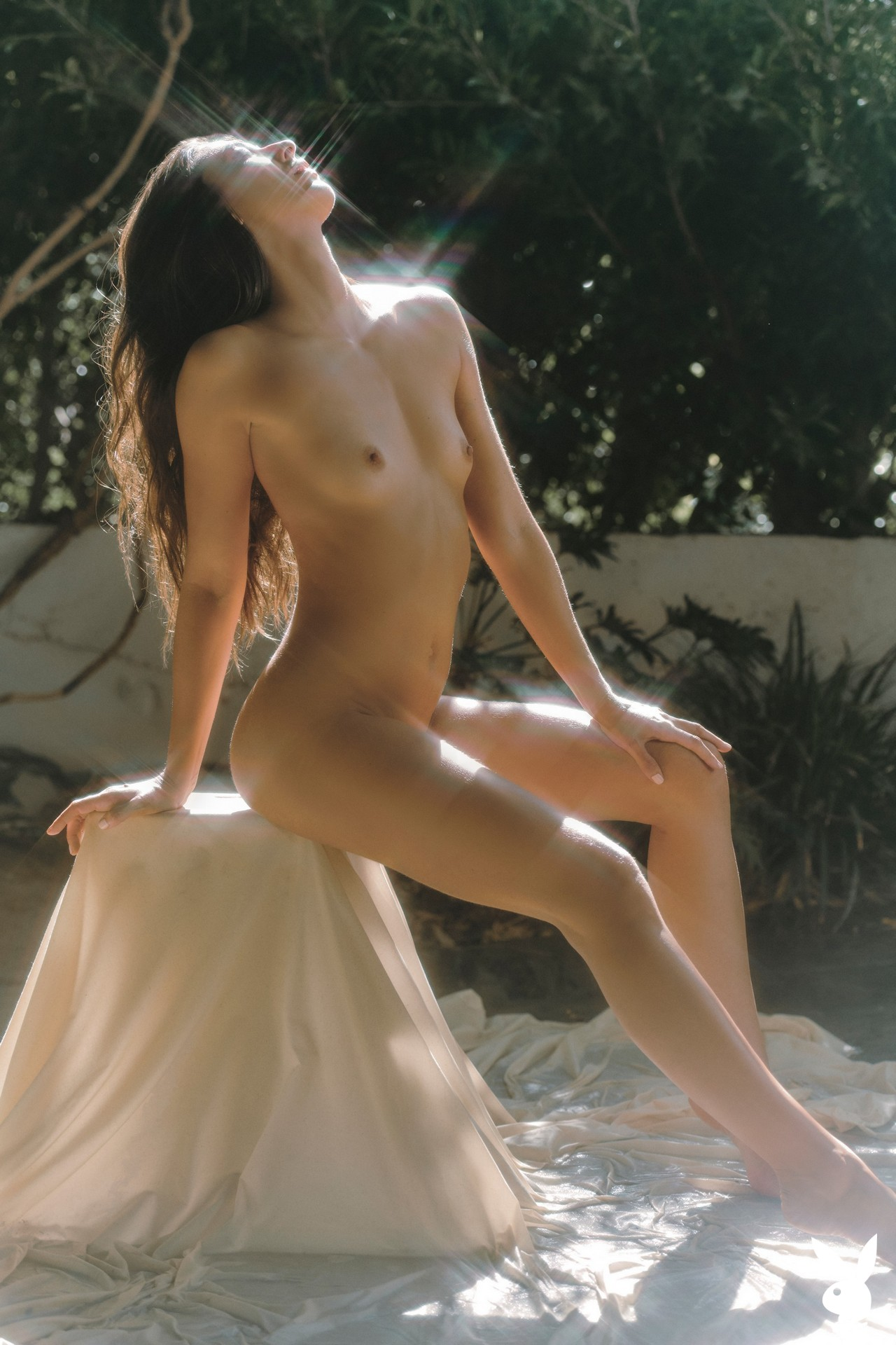 Brett Barletta In Garden Secrets Playboy Plus (19)