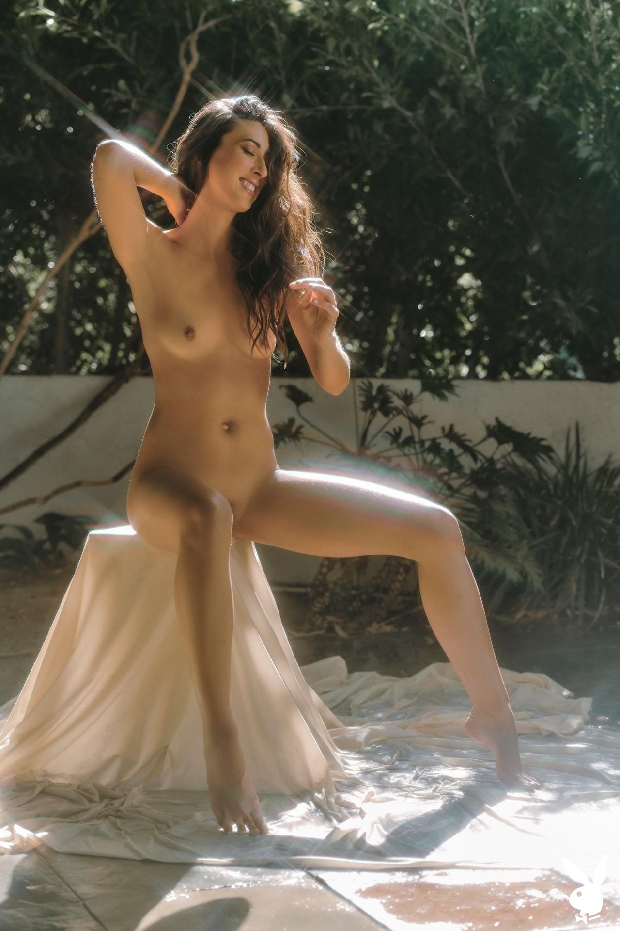 Brett Barletta In Garden Secrets Playboy Plus (20)