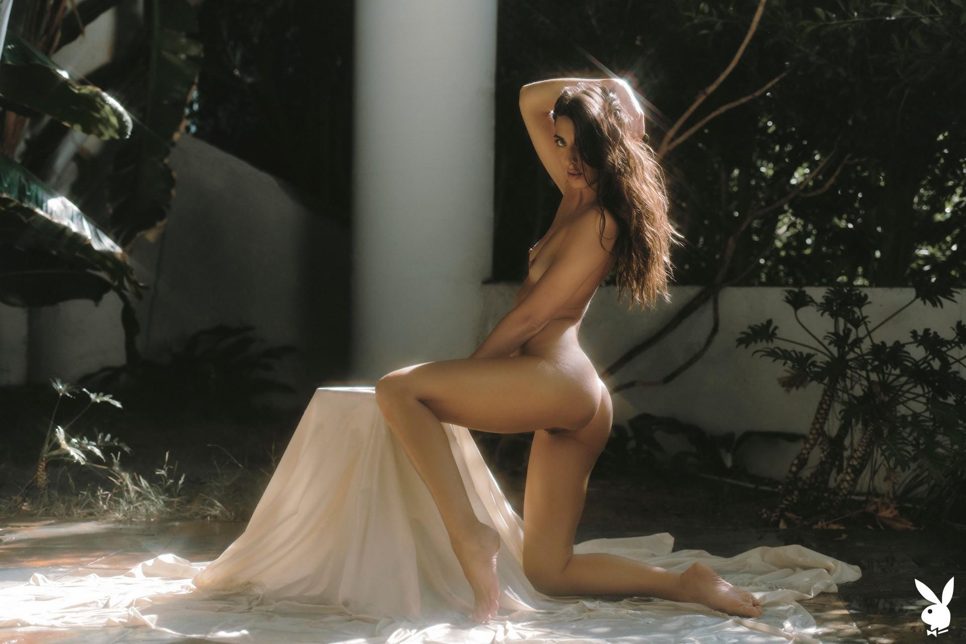 Brett Barletta In Garden Secrets Playboy Plus (22)