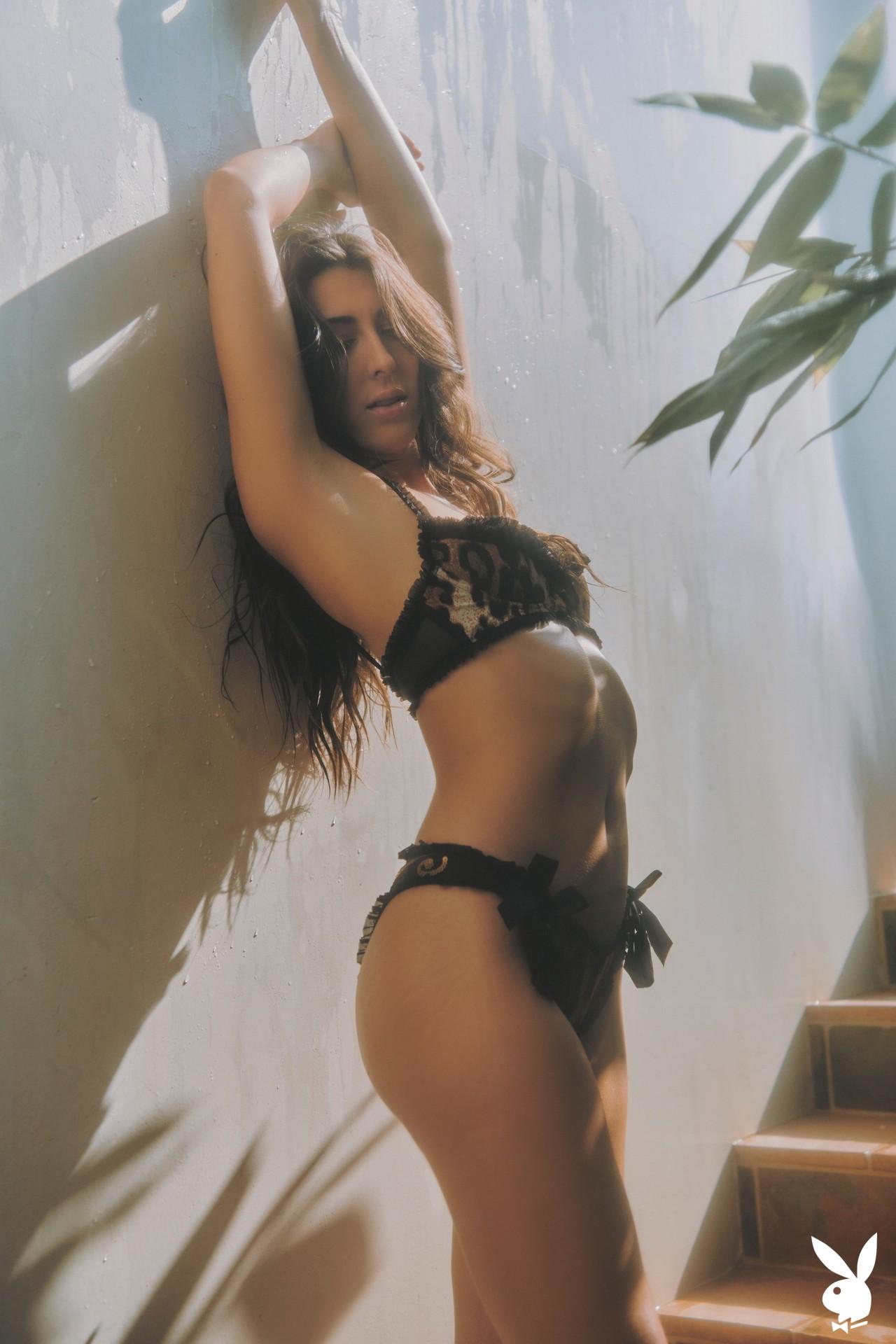 Brett Barletta In Garden Secrets Playboy Plus (3)
