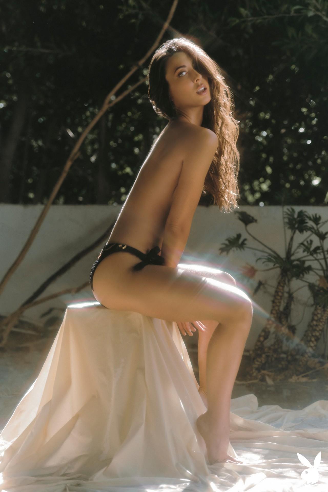 Brett Barletta In Garden Secrets Playboy Plus (6)
