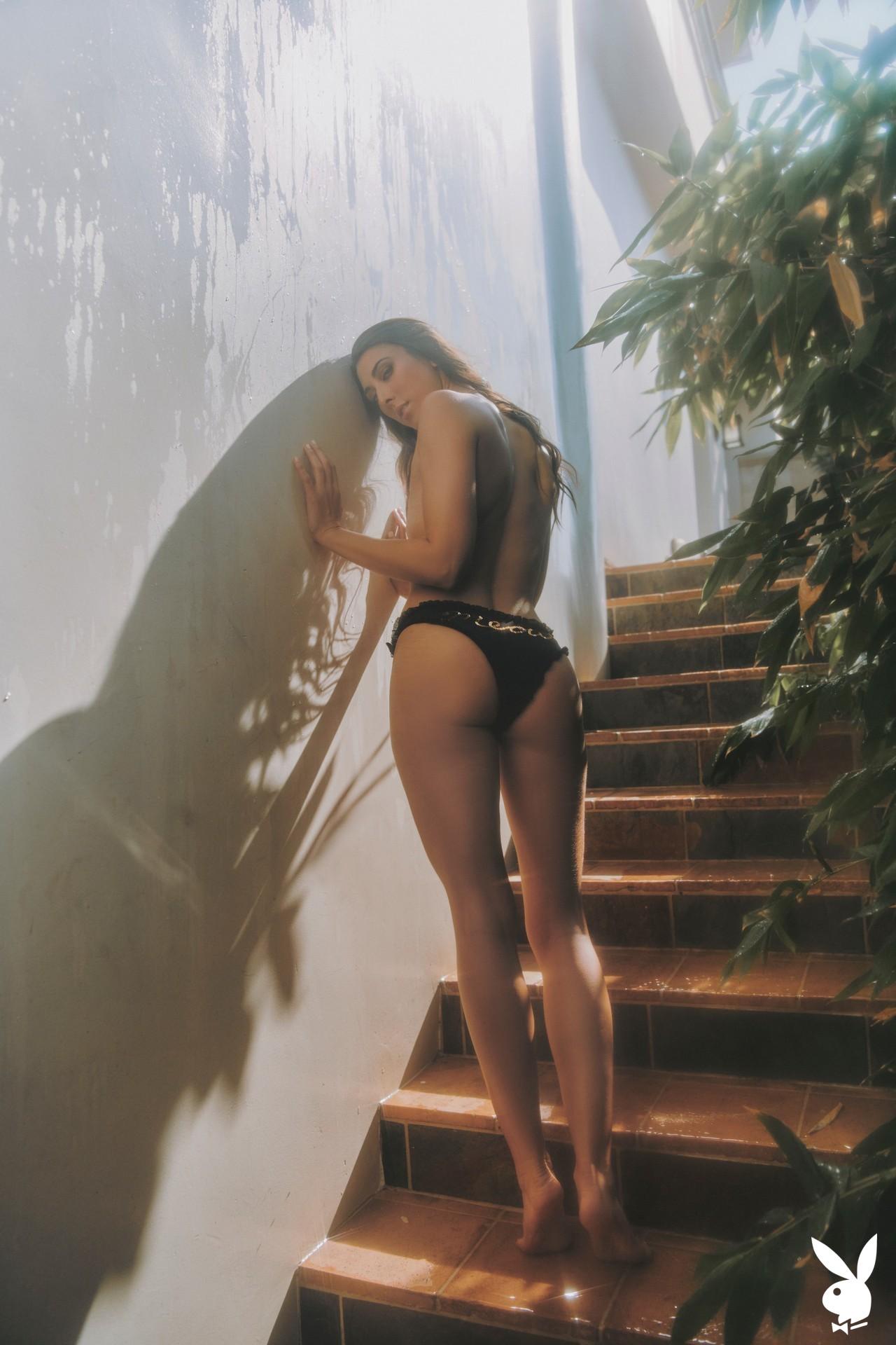 Brett Barletta In Garden Secrets Playboy Plus (7)