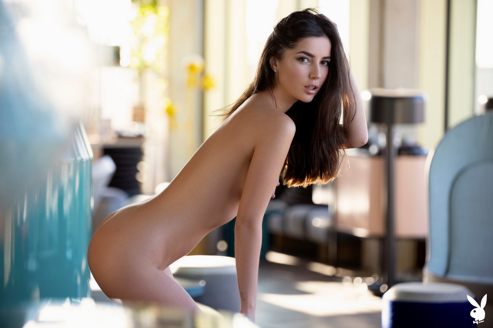 Marina Nelson In Modern Space Playboy Plus (18)