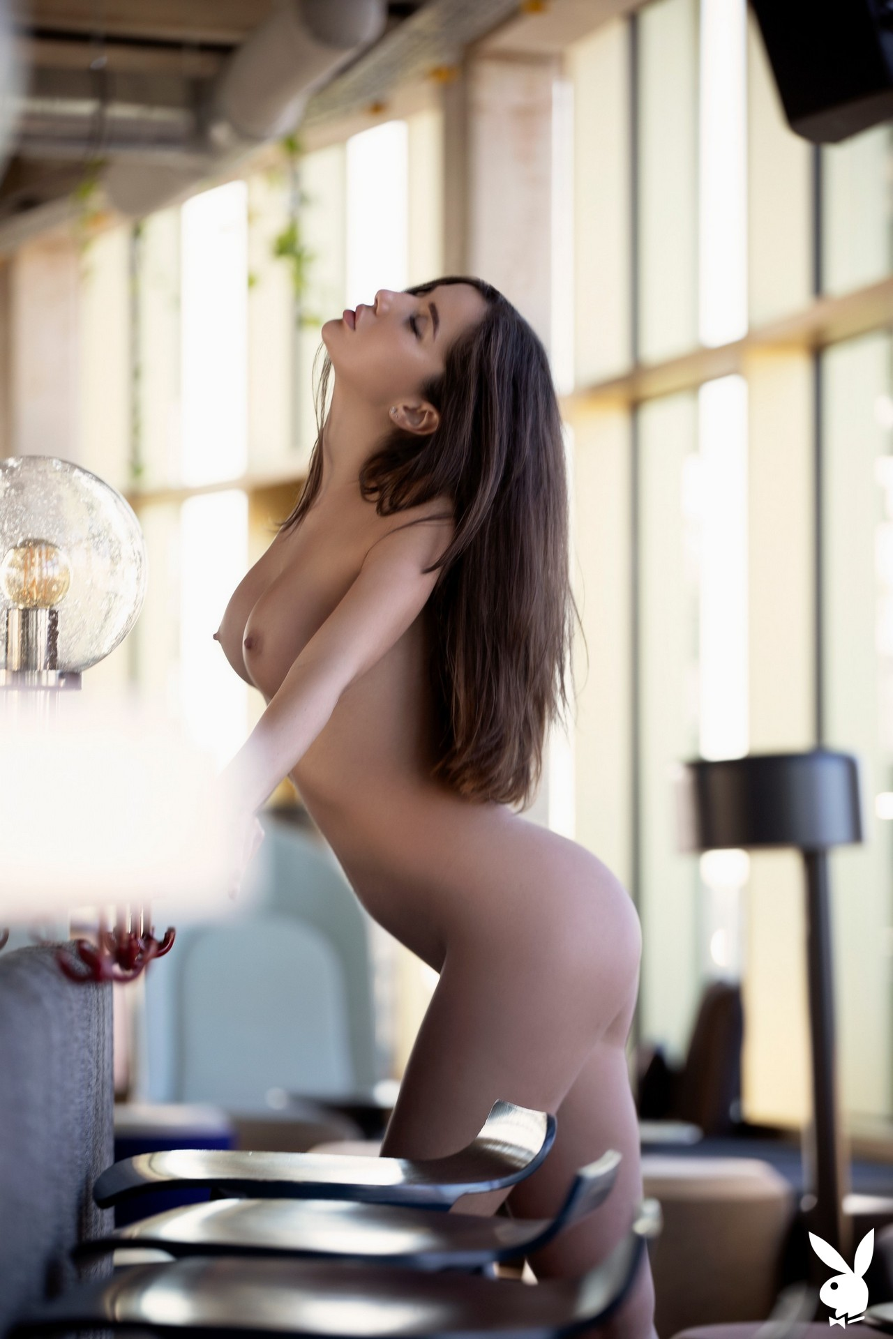 Marina Nelson In Modern Space Playboy Plus (21)