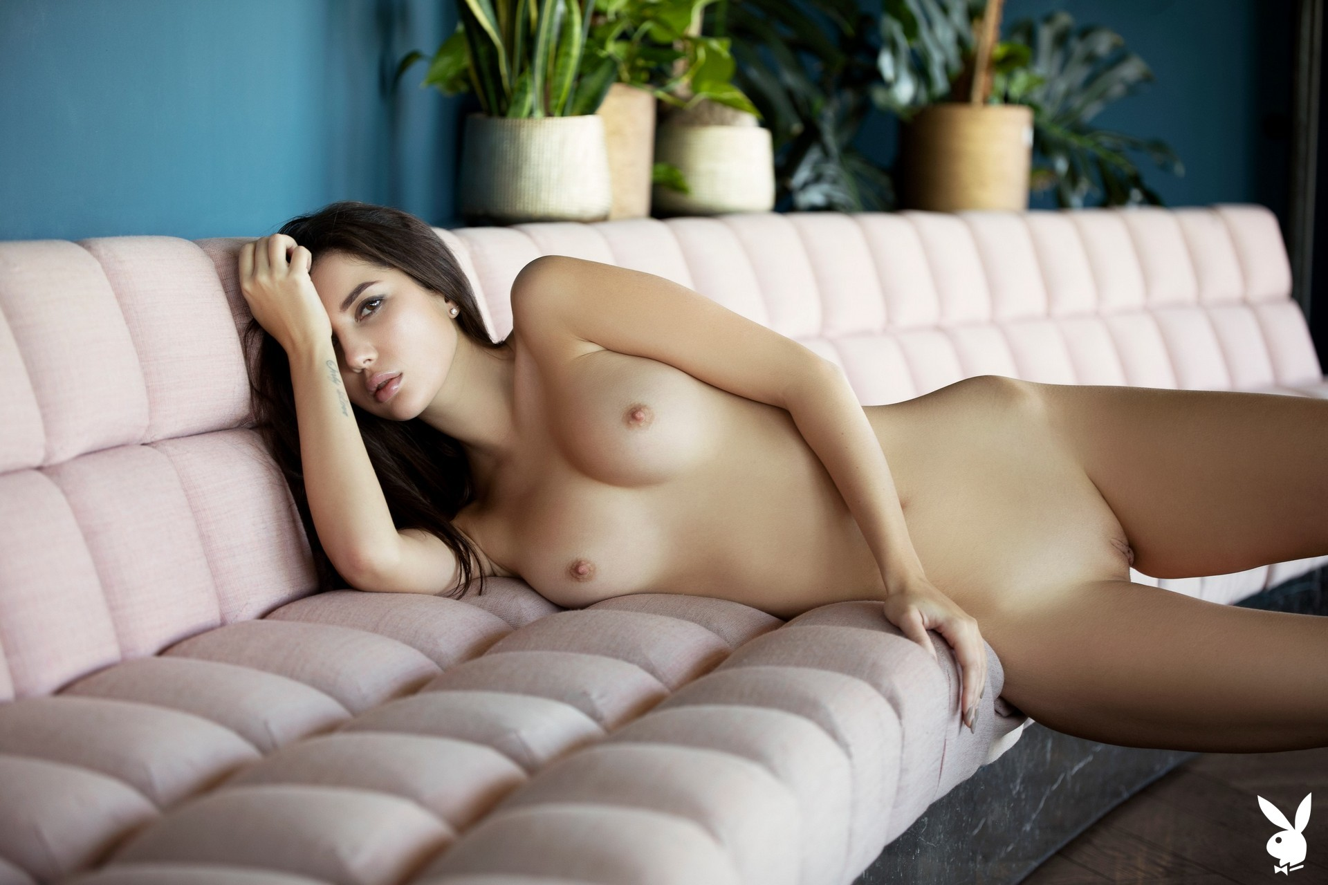 Marina Nelson In Modern Space Playboy Plus (27)