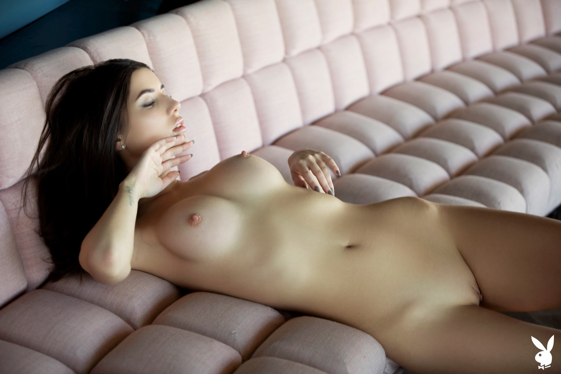 Marina Nelson In Modern Space Playboy Plus (28)