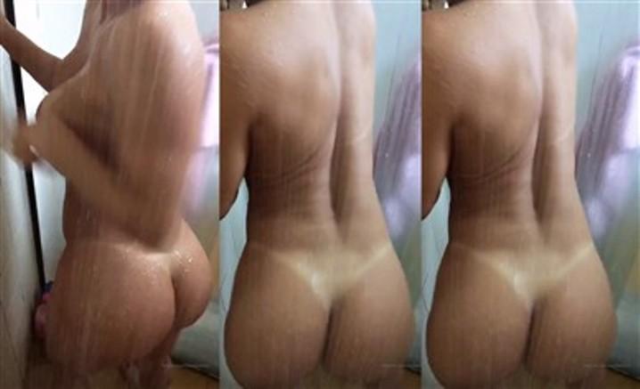 Raissa Barbosa Leaked Naked In The Shower